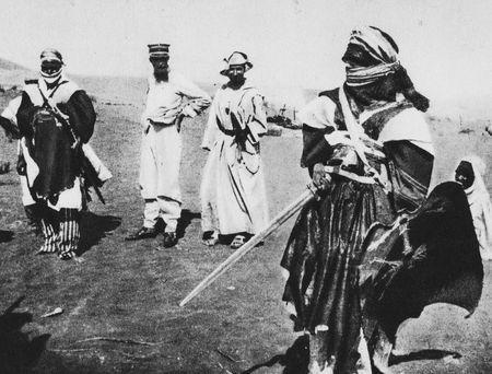Il beato Charles de Foucauld tra i Tuareg