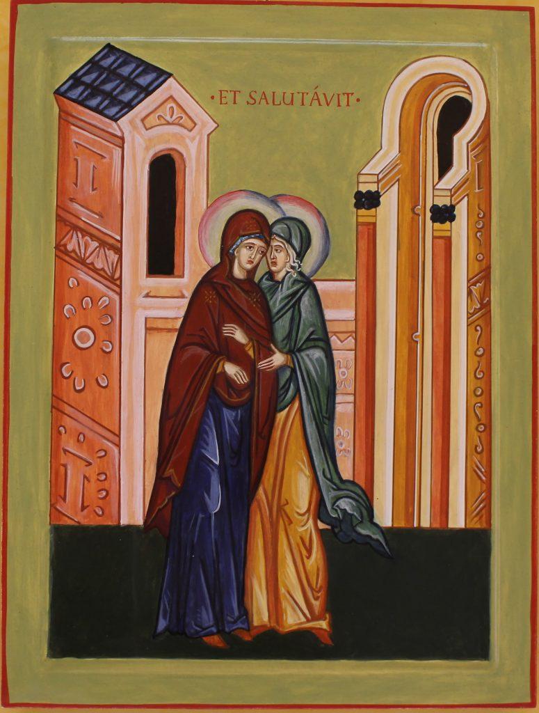 Festa della Visitazione di Maria a Elisabetta 2021